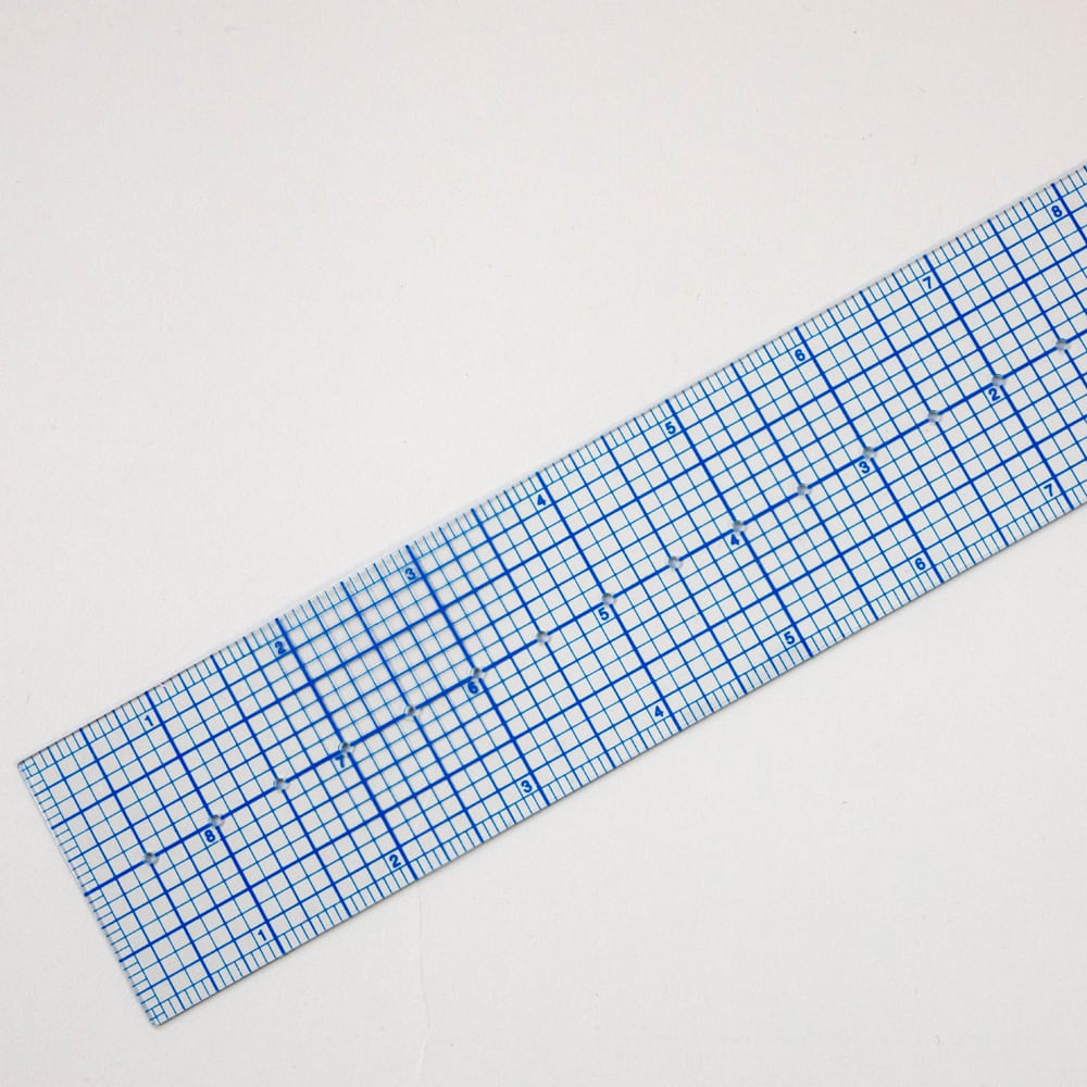 Made to Sew Sew Easy 18in x 2in Inch Ruler