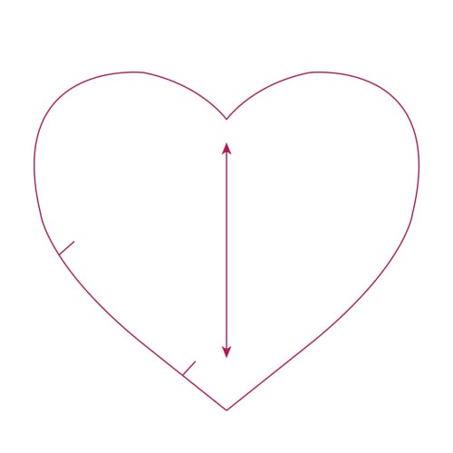 Made to Sew - Heart Pattern