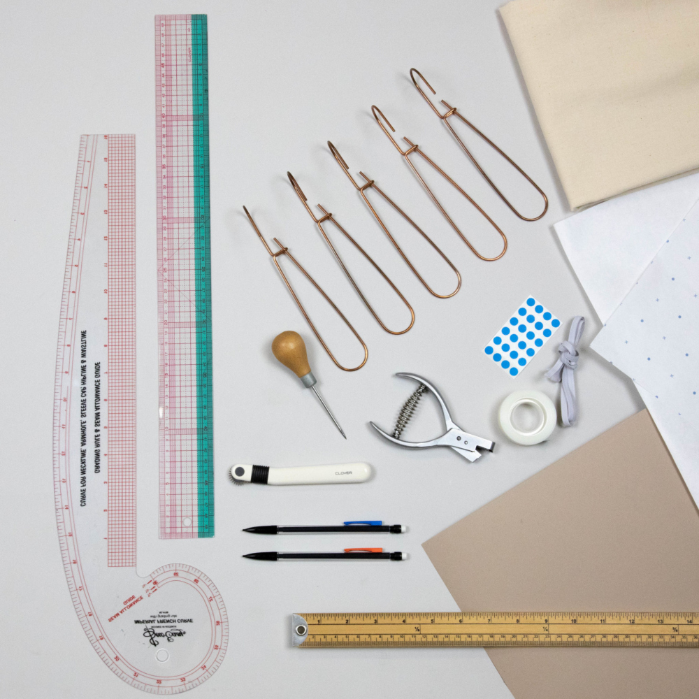 Made to Sew Pattern Drafting Kit - Maxi Metric